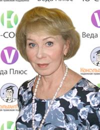 Сокуренко Вера Владимировна